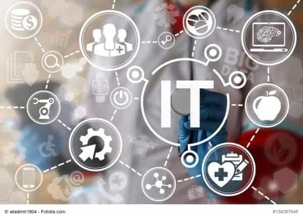 IT und Datenschutz in der Medizin © wladimir1804 Fotolia.com